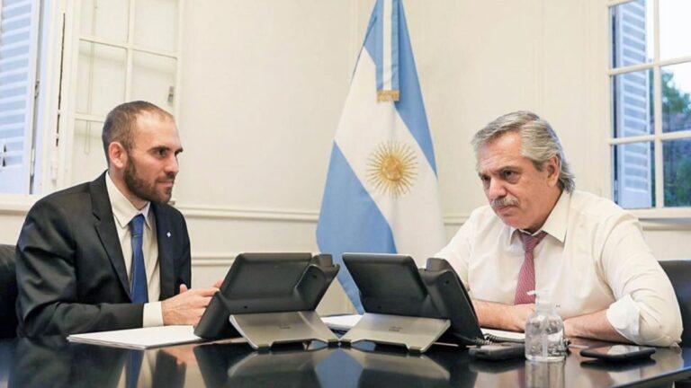 ministro de economía y presidente de argentina