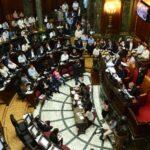 Legislatura porteña en sesión